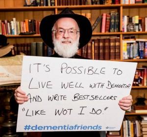 Pratchett Dementia Friends