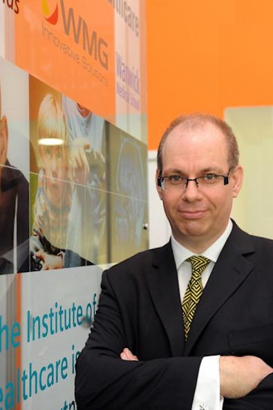 Professor Christopher James - Warwick University