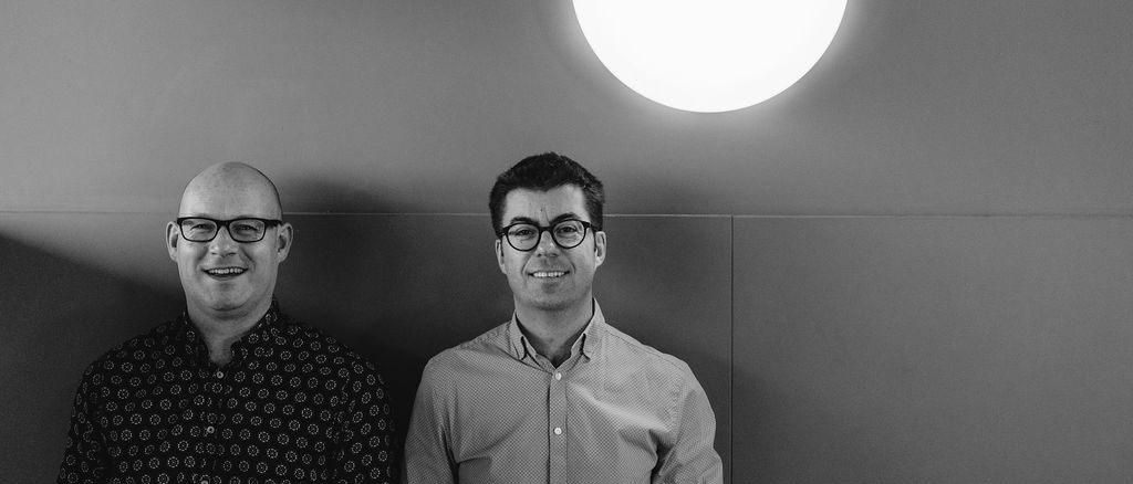 Craig Girvan (right) - Director and Co-Founder, Headforwards